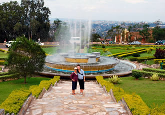Day trips to Kigali