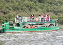 Kazinga-Channel