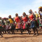 David's experience with the Karamojong and the wildlife in Kidepo Valley National Park