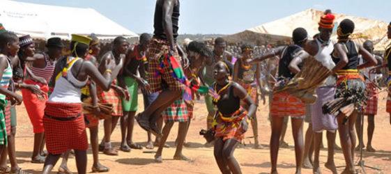 Karimajongo culture