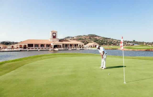 golf tourism in Uganda